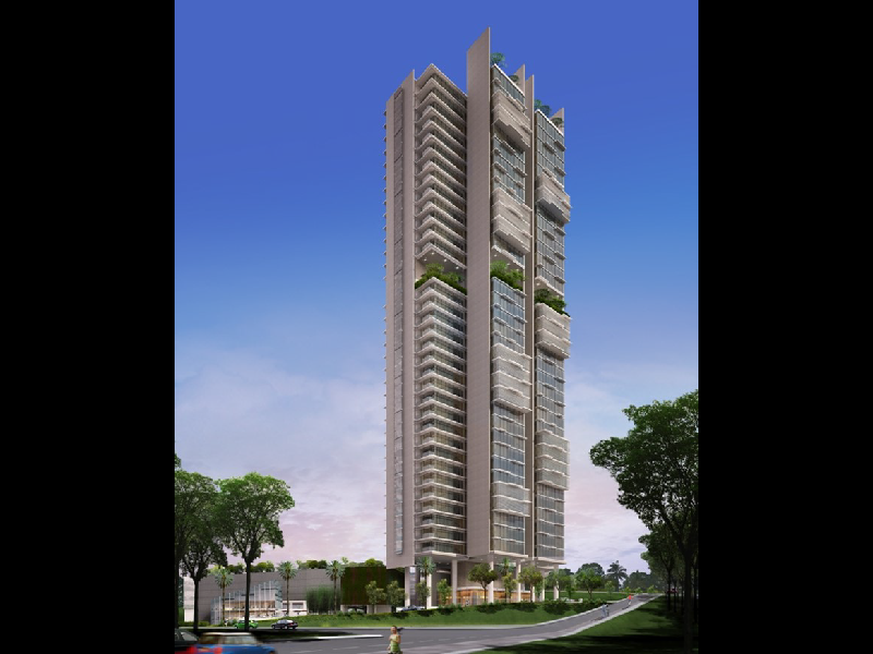 Glomac Tower Reflection Residences Mutiara Damansara